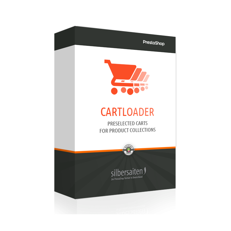 Cart Loader – Preselected Carts for Product Collections
