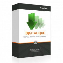 Digitalique - das beste Modul für downloadbare Produkte