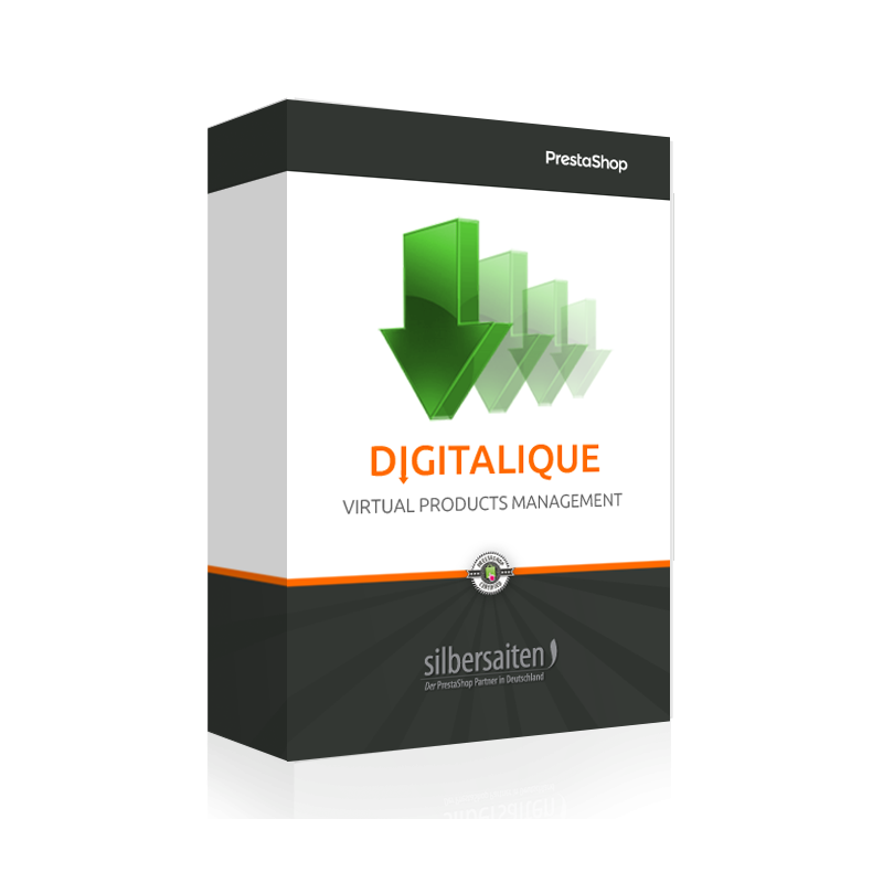 Digitalique - The Best Module for Downloadable Products