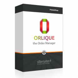 Orlique 1.5 - The Order Manager