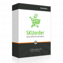 SKUorder -  Bulk Order by Reference B2B