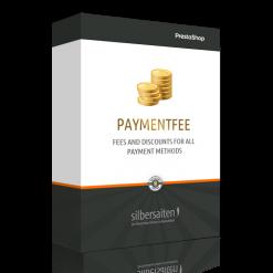 Payment Fee - Nachnahmegebühr, Rabatt auf Vorkasse und mehr