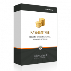 Payment Fee - Cash on Delivery with Fee, Bankwire Discount and more