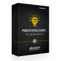 Prestadelivery - Modul für Kurrier- und Lieferdienste