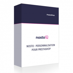 Nosto – Personalization for PrestaShop