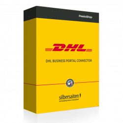 DHL Business Portal connector