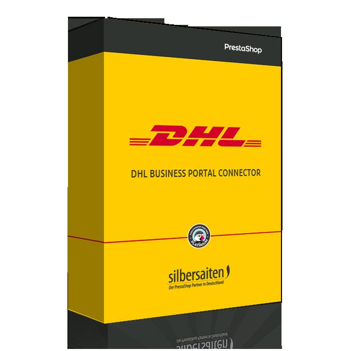 DHL Business Portal connector