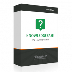 Knowledgebase - FAQ - always visible