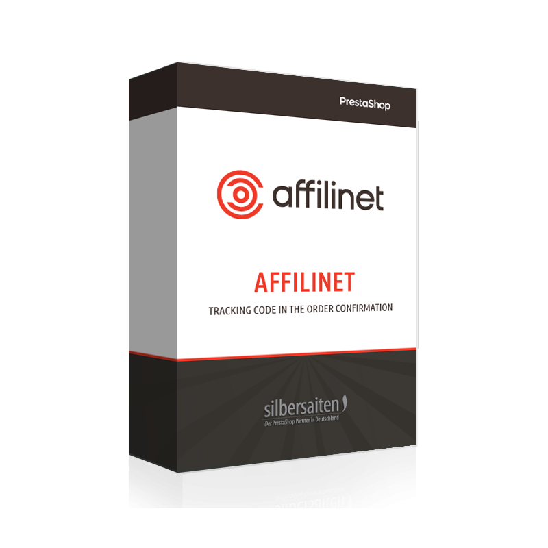 Affilinet - Tracking Code in the order confirmation