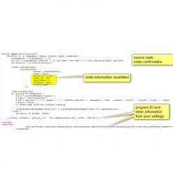 Affilinet - Tracking Code in der Bestelbestätigung
