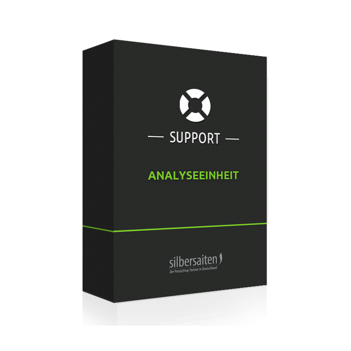PrestaShop Service Analyseeinheit