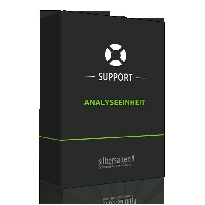 PrestaShop Service unità di analisi